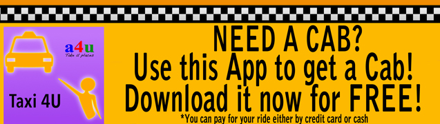 A4u Taxi mobile application